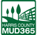 Harris County Municipal Utility District No. 365 Logo
